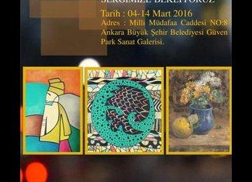 Ankara Hosts Iranian Artworks