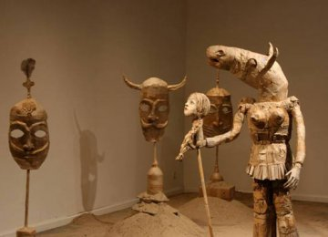 'Shahnameh, the Perpetual Narrative' Exhibition Open