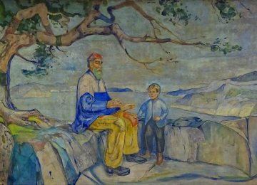 Edvard Munch's Stolen Painting Found
