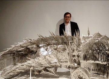TMoCA Hosts Belgian Artist