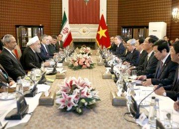 Tehran, Hanoi Aim for $2b in Annual Trade