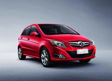 BAIC to Produce 100,000 Cars in Iran