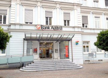 Bank Austria Links Up With Iranian Lender