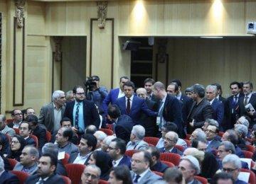 Italian Delegates in  Private Sector HQ