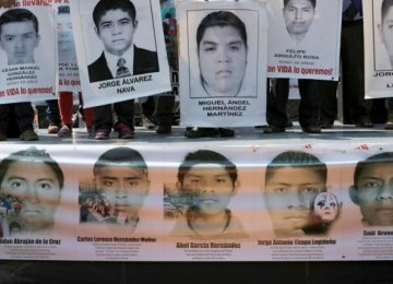 Mexico Hampered Probe Into Student Massacre