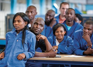 S. Africa Could Lose 58,000 Jobs