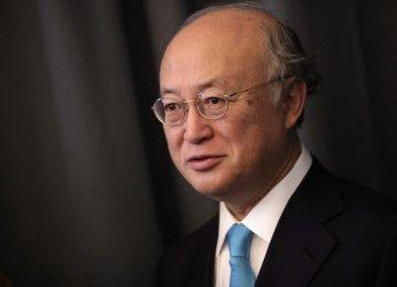 Fresh Push to Settle IAEA Questions