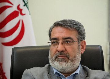 Tehran Opposed to Foreign Interference in Iraq