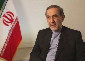 Iran Will Not Allow Iraq Disintegration