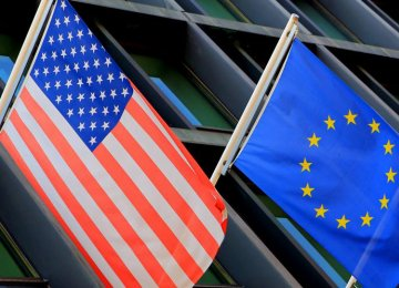 EU Ministers Discuss Strategy After US Surprise Election