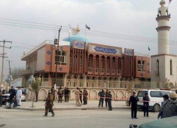 Dozens Killed at Kabul Shia Mosque