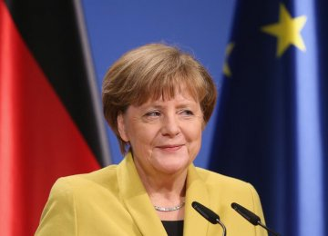 Merkel Announces 4th Term Candidacy