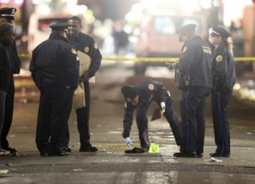 10 Shot in  New Orleans