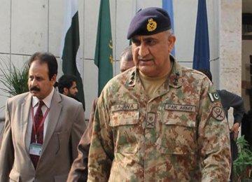 Pakistan PM Sharif Names New Army Chief