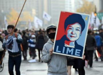 Lawmakers are under pressure to oust South Korean President Park Guen-Hye, with mass protests drawing hundreds of thousands across the country.