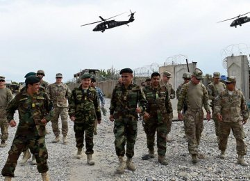 ICC: US May Have Committed War Crimes in Afghanistan