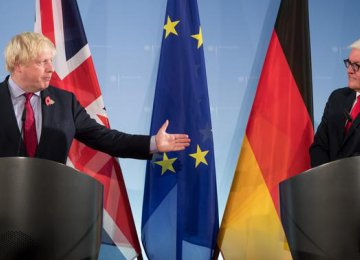 Germany Warns UK Not to  Delay Brexit Talks
