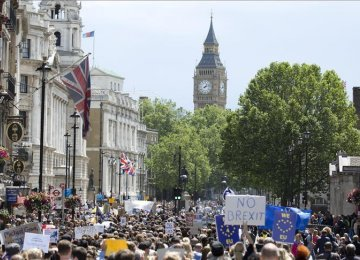 UK Opposition to Reject Brexit