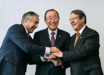 Cyprus Reunification Talks Making Progress