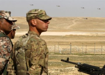 3 US Troops Killed in Jordan Airbase Shooting