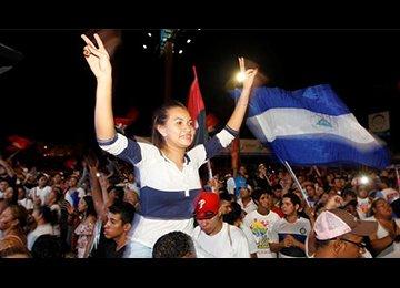 Nicaragua's Ortega Storms to Landslide Victory