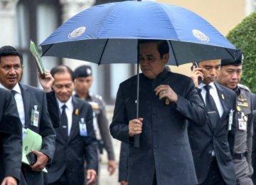 Thai Constitution to Seek Endorsement