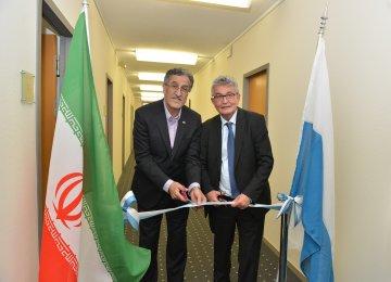 TCCIMA Opens Munich Office