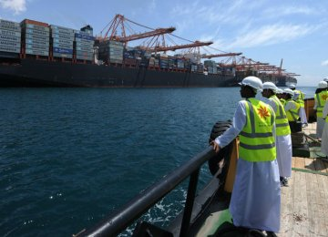 Trade With Oman Soars Post Sanctions