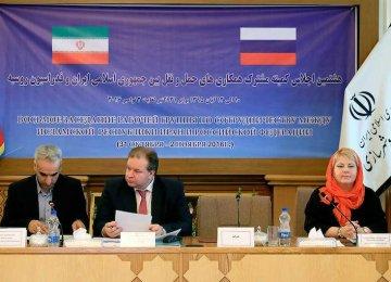 Iran, Russia Talk Transport
