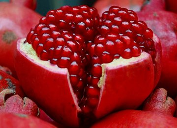 Pomegranate Production Estimated at Over 1m Tons