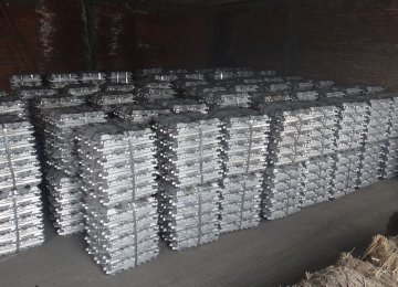 Iran needs greater aluminum output to meet growing national demand that is increasing by 10% annually.