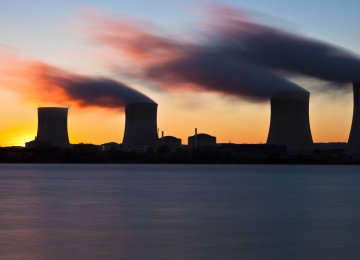 China Developing Nuclear Energy