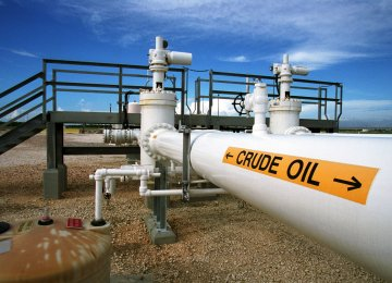 Crude Exports Top 2.4 mbpd