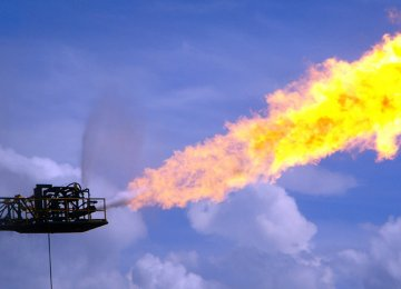 Dozens of projects worth $240m are in place to curb the flaring of gases.