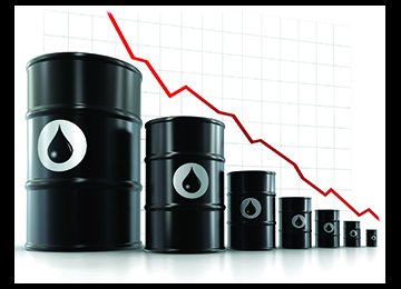 OPEC output hit a record of 33.64m barrels per day in October.