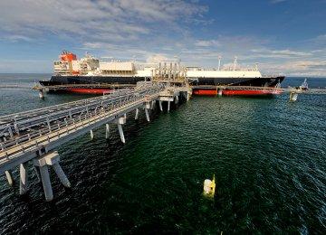 Russia, Iran in Oil Swap Talks