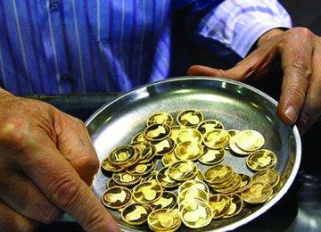 Gold Drops in Tehran Market