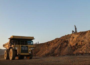 Headwinds, Tailwinds Facing Iran's Iron Ore Miners