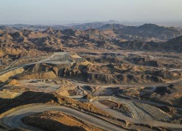 Steel Expansion Hinges on Sangan Region Development
