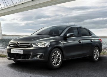 C-Elysee, Peugeot 301 Get Chinese Facelift
