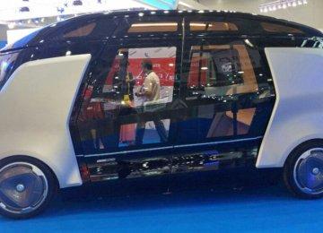 Moscow Unveils 1st Autonomous Bus