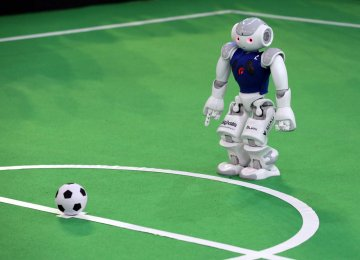 Iranian Team Wins Top Robotic Award