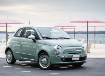 The Fiat 500 is being sold in the local market by private dealers.