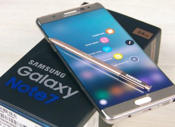 Samsung's Galaxy Note 7 crisis is leading to problems related to the phone's recycling.