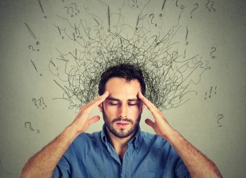 30% Suffer From Anxiety Disorders