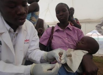 Africa to Pilot World's First Malaria Vaccine