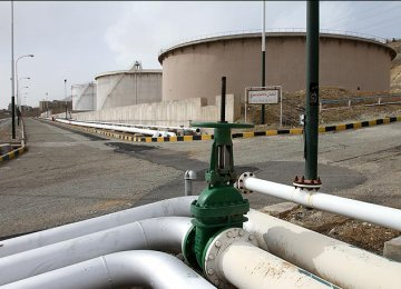 Tehran's fuel depot is also located on Tehran Northern fault in Shahran neighborhood.