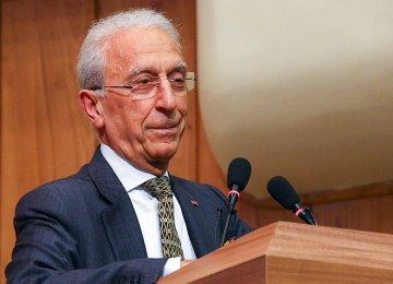 Samii Awarded Honorary Title at Zagreb Varsity