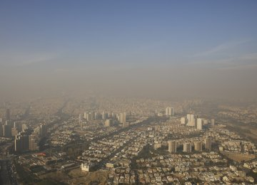 Tehran has been held hostage by toxic smog for days.
