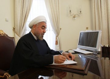 President Rouhani Appoints First Woman Tourism Chief